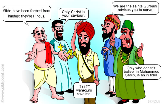 Quiz About Religious Crisis